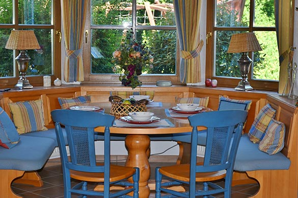 Interior design ideas breakfast nook