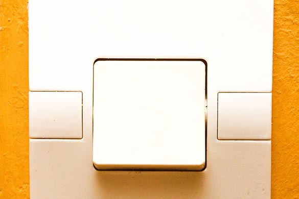 Interior design ideas for new light switches