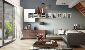 DIY accent wall tips