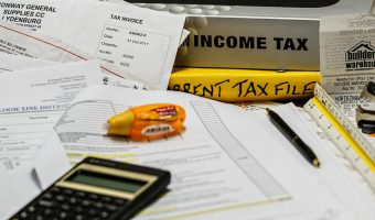 Tax deduction for home improvements related to business